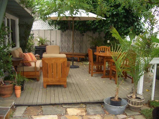 Backyard Beauty; Deck Makeover Galore! Guest