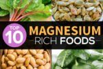 Top 10 Magnesium Rich Foods Plus Proven Benefits
