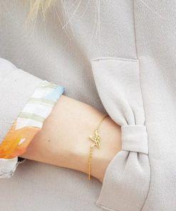 bracelet origami cadeau
