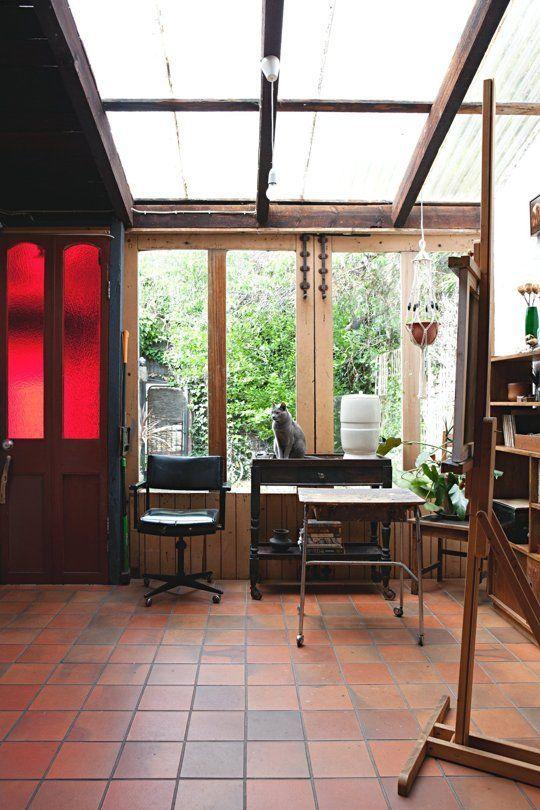 4 Ways to Put Your Sunroom to Work | Apartment Therapy