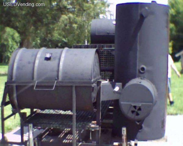 New Listing: http://www.usedvending.com//i/2007-Custom-Built-Towable-Commercial-BBQ-Grill-Cooker-Smoker-/OH-P-251M  2007 Custom Built Towable Commercial BBQ Grill Smoker