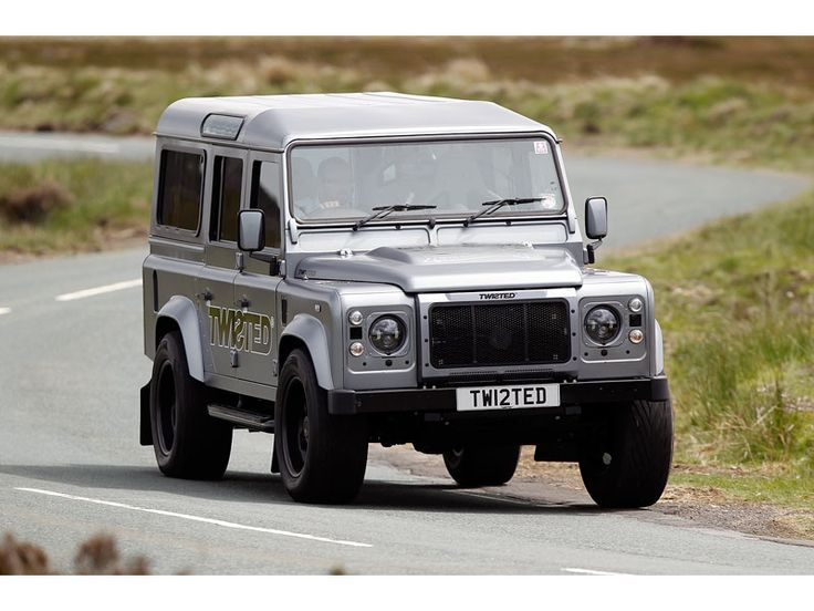 Land Rover Defender Twisted Performance