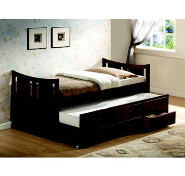 captain day bed with trundle 824