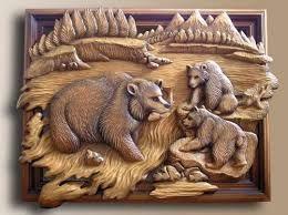Картинки по запросу рельефная резьба по дереву панно