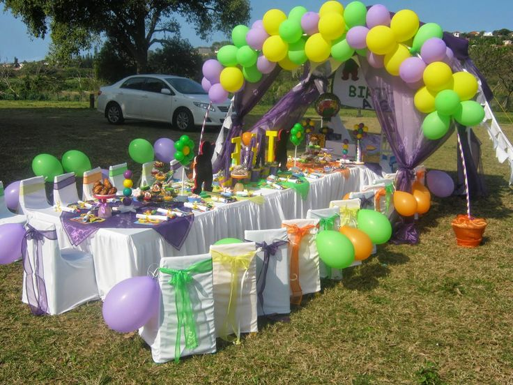 Party Supplies!: Cheap Barney Party Supplies