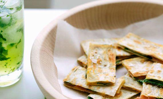Ricette vegan estive - Piadina di kamut