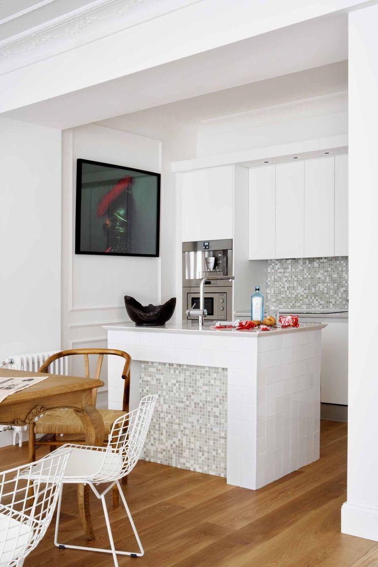 Oltre 25 fantastiche idee su Cucina con pavimento in piastrelle su ...
