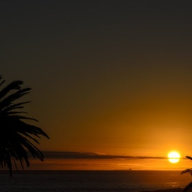 Camps Bay sunset