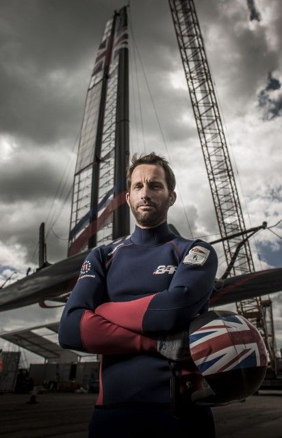 Nyetimber partners with Ben Ainslie Racing