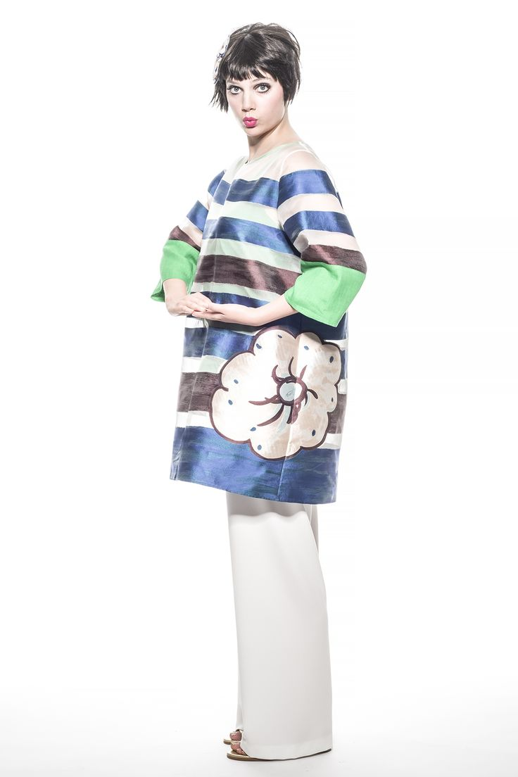 Capsule collection primavera estate 2016 Marina Rinaldi by Tsumori Chisato