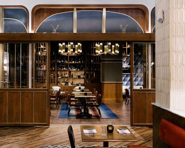 Best ideas about modern restaurant on pinterest