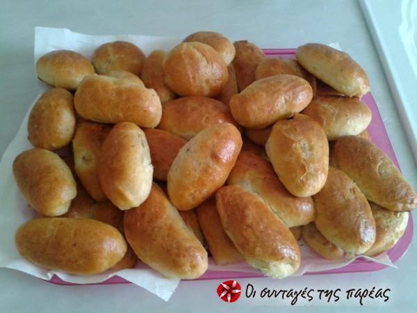 Φανταστικά πιτάκια με πράσο #sintagespareas