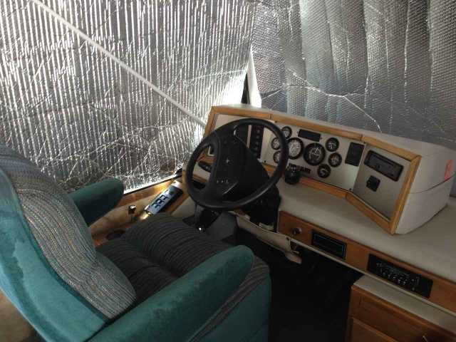 1994 Used Safari 34 Class A in California CA.Recreational Vehicle, rv, 1994 Safari Diesel Pusher 34 foot Kalahari, 70,000 miles, 330 HP Cummins, Intercool Diesel Pusher, Allison 6 Speed Transmission, Freightliner Chassis, Propane, 6300 Watt Onan Generator, 1,000 Watt Inverter Charger, New tires and batteries, Recent Roof Coating, Microwave and Convection Oven, Two Air Conditioners, Two TV's, Forced Air Heating, Propane and Electric Refrigerator, Solar Battery Maintainer, Set up to tow…