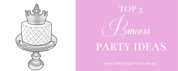 Princess Party Ideas and Tips. Bee Box Parties has you covered at every step of the party process; our handy Best 5 Blogs are a welcome source of party inspiration and planning advice. https://beeboxparties.com.au/blogs/news