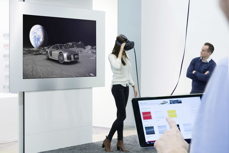 #Audi Dealers Will Soon Sell Cars Using #VirtualReality | #VR ▷
