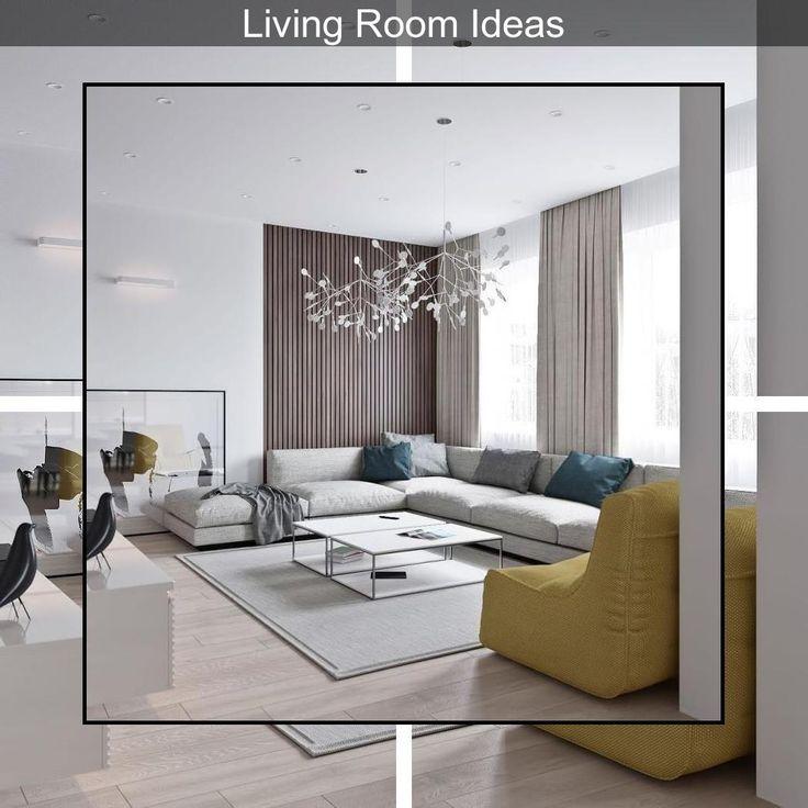 Living Hall Interior Design: Living Room Furnishing Ideas