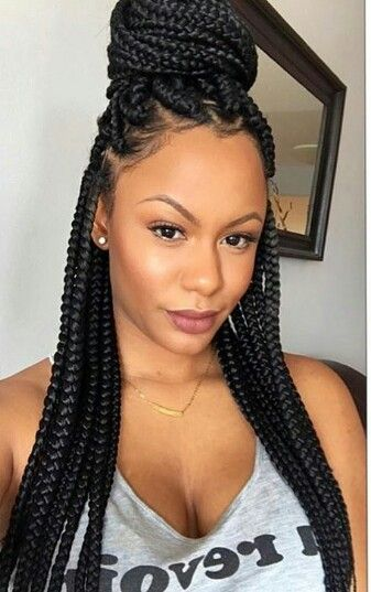 Fine 1000 Ideas About Braids With Weave On Pinterest Black Girl Hairstyles For Women Draintrainus