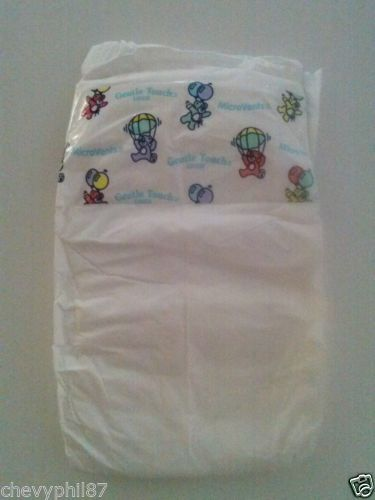 1990s Pampers Plastic Diaper My Past Disposable