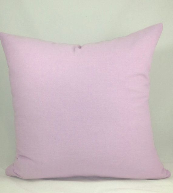 Orchid Pink Cushion Cover. Fits a 20x 20 pillow