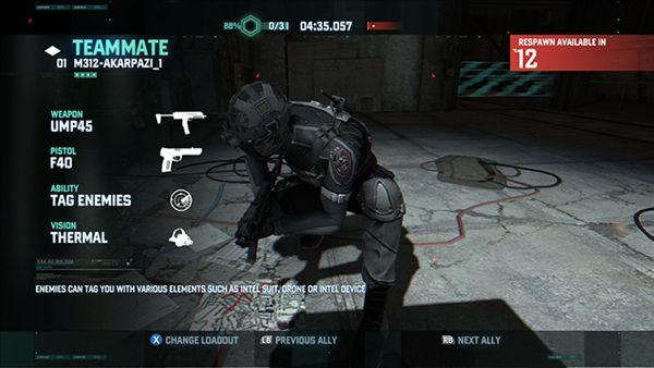 Splinter Cell: Blacklist | Graphic Design by Alexander Karpazis, via Behance