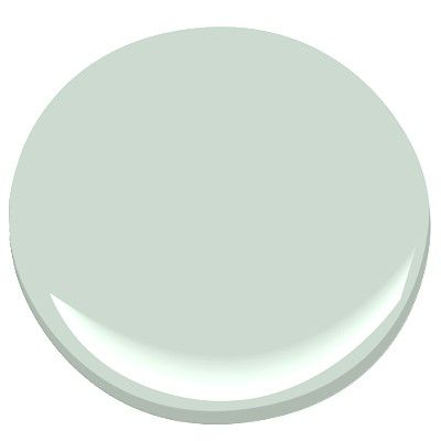 Colony green by Benjamin moore