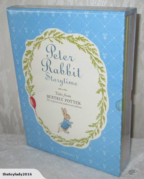 Peter Rabbit Story time - Tales from Beatrix Potter  4 Hardback Books come in a sleeve    Volume 1 - The Tale of Peter Rabbit, The Tale of Benjamin Bunny, The T...