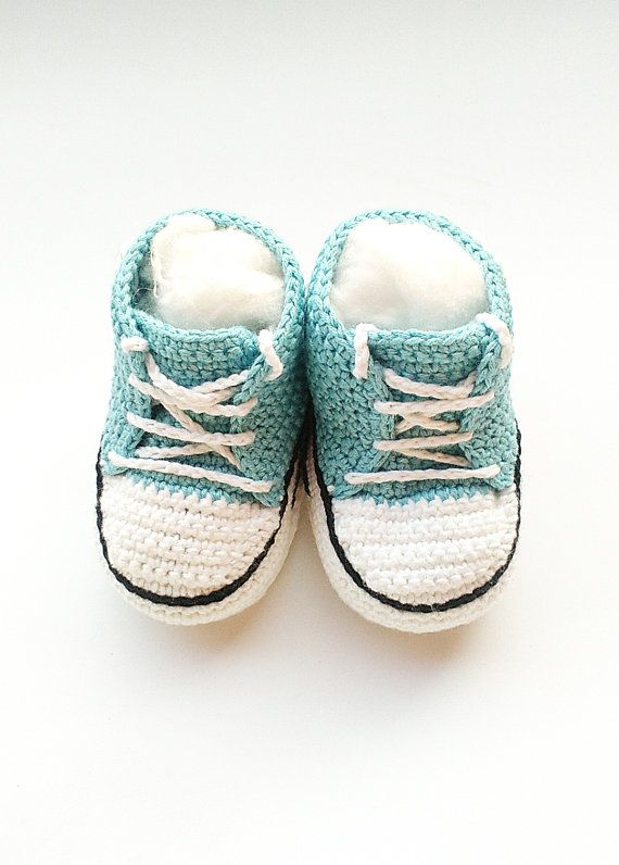 31 best Crochet baby shoes images on Pinterest | Crochet baby shoes ...