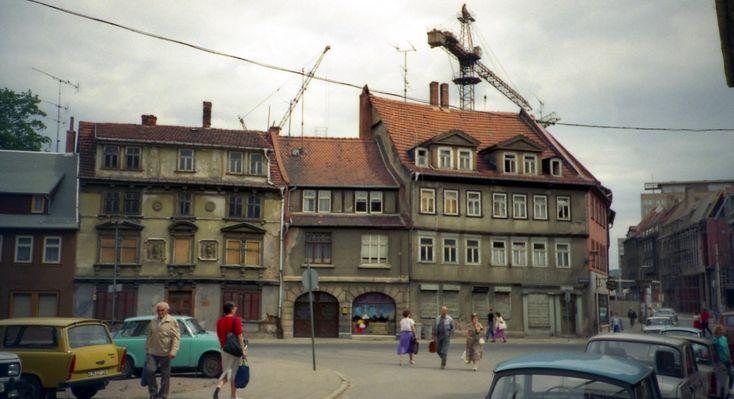 Erfurt - Die letzten Tage der DDR - Puffbohne.de | Erfurt