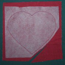 Applique with Fusible Interfacing | Quilt Patterns & Blocks | Angie's Bits 'n Pieces