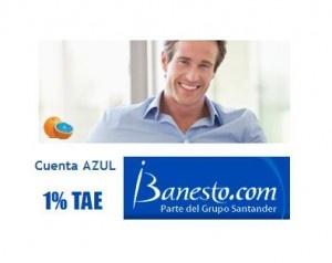 La Cuenta Azul de iBanesto cae del 1,25% al 1,00% TAE  
