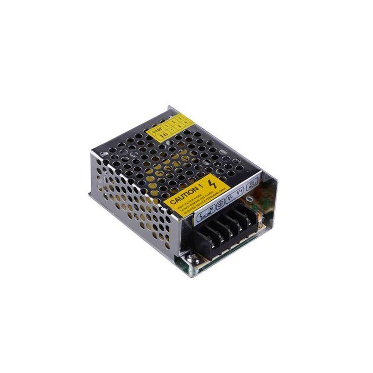 ΤΑΙΝΙΕΣ LED : ΤΡΟΦΟΔΟΤΙΚΟ 12V DC 25W IP20 N.147-70503