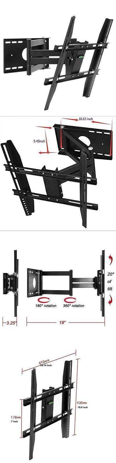 TV Mounts and Brackets: Articulating Full Motion Lcd Led Plasma Tv Wall Mount 26 29 37 39 40 42 47 50 55 -> BUY IT NOW ONLY: $30.99 on eBay!