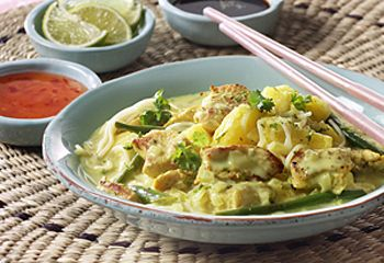 Vietnamesisk+kylling+i+karri