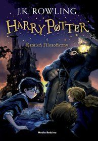 Harry Potter. Tom 1. Harry Potter i Kamień Filozoficzny-Rowling J.K.