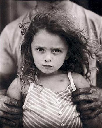 by Sally Mann love the BW, and her expression