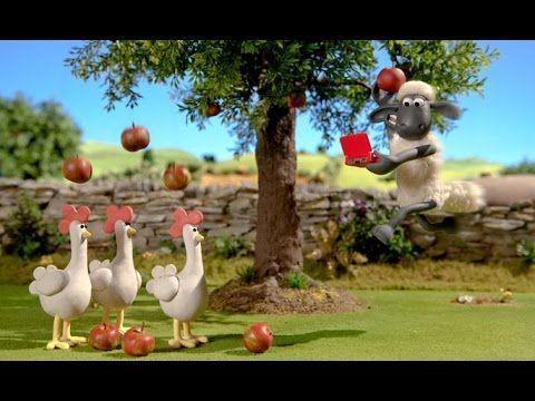 Shaun The Sheep New Cartoons 2016 - Home Sheep Home 2 Funny Games!
