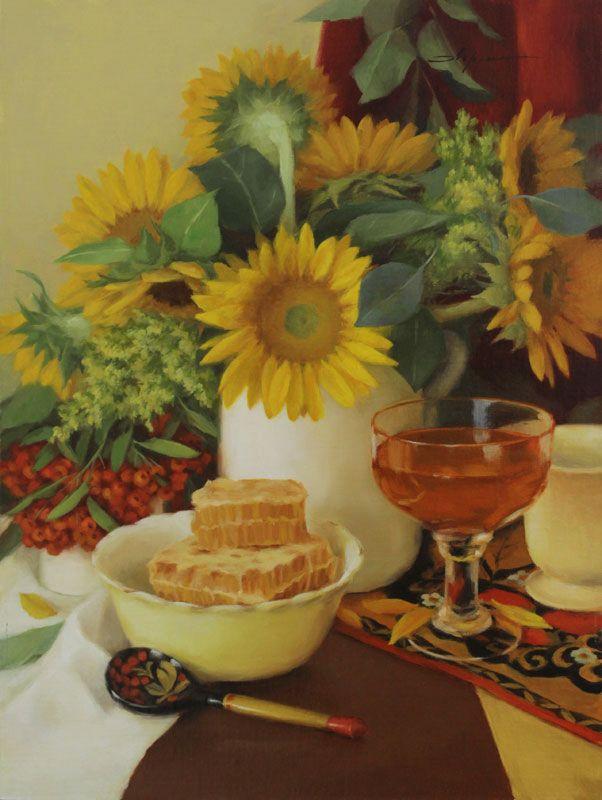 Julia Aspin. Honey Savior (Honey Feast)