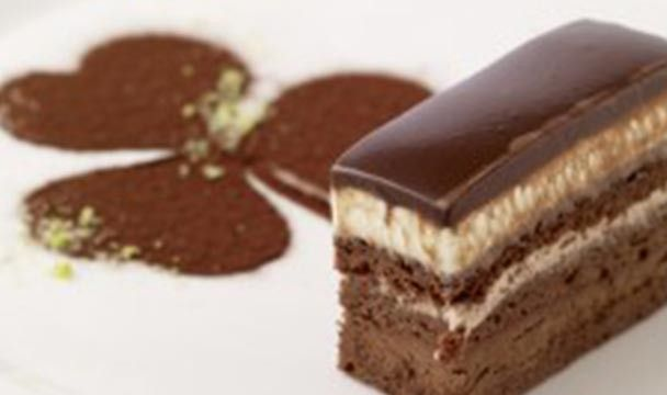 Opéra-style Chocolate Cake : Food : The Home Channel