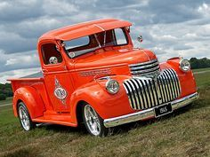 1945 Chevrolet pickup love this truck