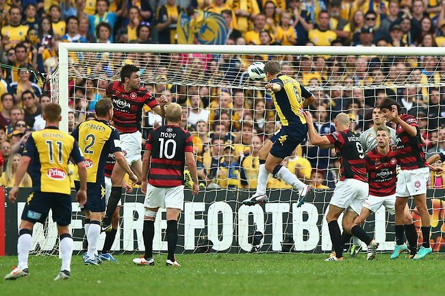 The Goal by the godfather of defenders central coast mariner