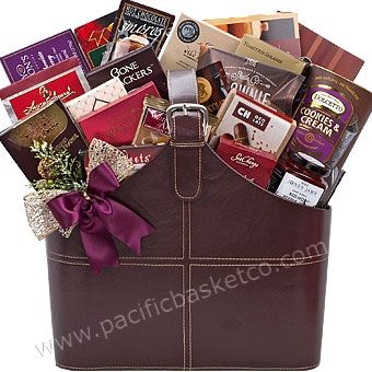 Joy to the World Corporate Christmas gift basket
