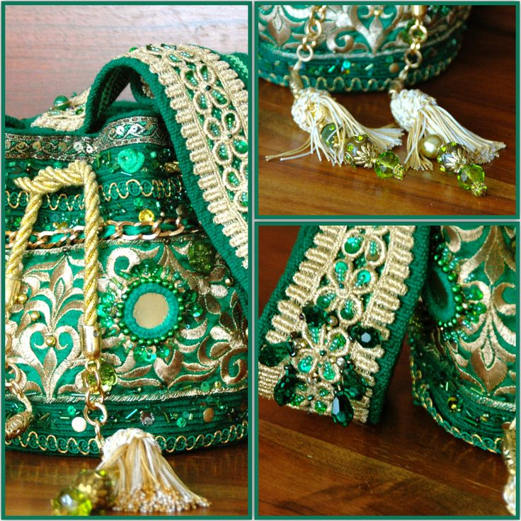 inspired by india, designed by Miss G Bags... @Ipuana Barcelona, available