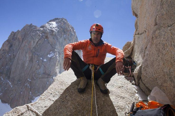 Nová cesta na Poincenot v Patagonii od Jindřicha Hudečka a Michala Brunnera! - HUDY blog