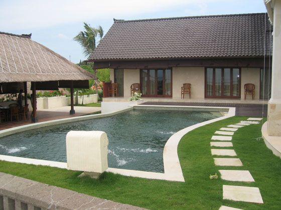 bali villa blue horizon outdoor