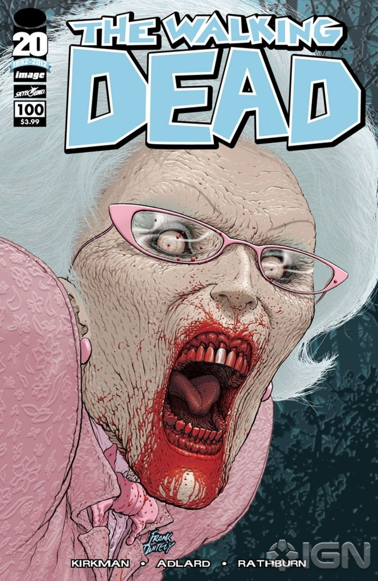 The Walking Dead: Images Comic, Frank Quit, Thewalkingdead, The Walks Dead, Dead 100, The Walking Dead, Frankquit, Comic Book, Comicbook