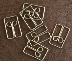 Vintage Paperclips: Vintage Paperclip