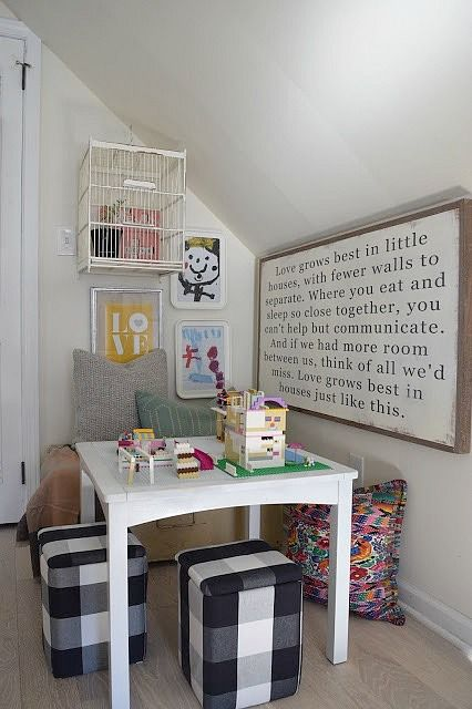 Play Room And Family Ideas All In One