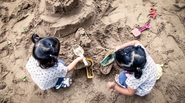 Your kid's sandbox could be making them sick