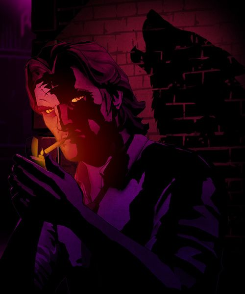 The Wolf Among Us, Telltale games >wo I have to pin it since The Walking Dead was so good, though I don't know a whole lot about his game itself -Will