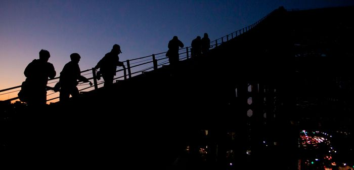 Sydney Harbour Bridge Twilight Climb